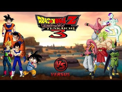 DRAGON BALL Z BUDOKAI TENKAICHI 3 LATINO VERSION FINAL GAMEPLAY PART 18