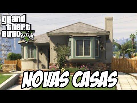 GTA V - Todas as novas casas DLC INDEPENDÊNCIA