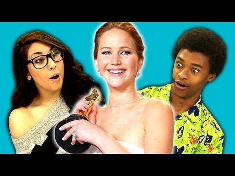 Teens React to Jennifer Lawrence