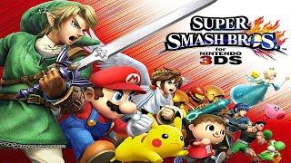 Super Smash Bros for Nintendo 3DS| Eebworld