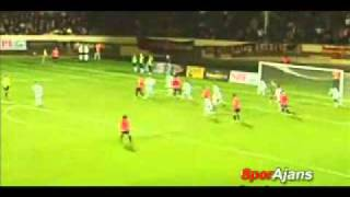 Galatasaray 3-0 Hannover 96 Genis Özet 08/01/2011