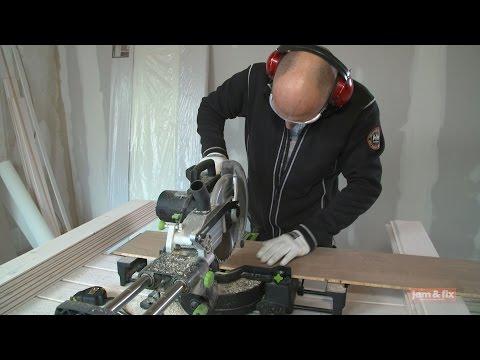 Hvordan lægger man laminatgulv