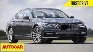 BMW 7 Series 750Li   First Drive   Autocar India