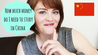 How much money do I need to study in China? (Comparison)