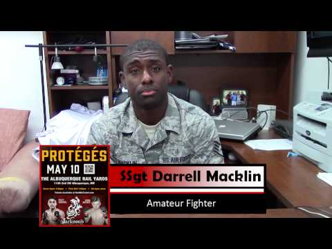 SSgt Macklin Proteges May 10th 2014