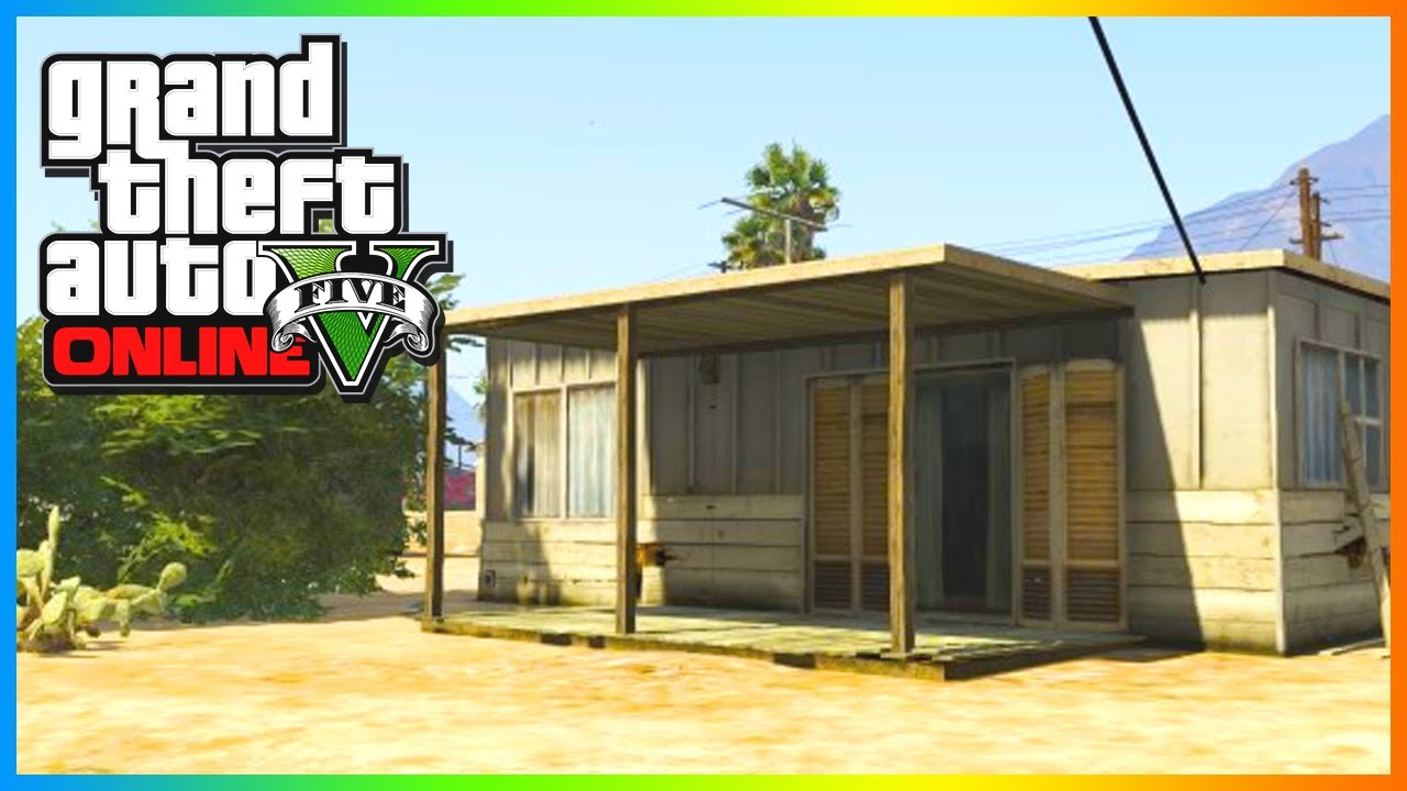 Gta 5 All Independence Day Houses Tour Gta 5 Online New