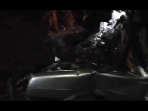 ДТП в Пятигорске 26.10.2012