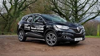 How to Operate your Renault KADJAR