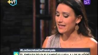 """Francisca Ayala: """"Me frustra no haber sido Ingeniera"""""""