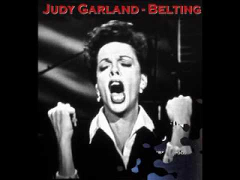 "Judy Garland - ""I'll Plant My Own Tree"" Remix"