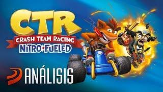 Análisis de Crash Team Racing Nitro-Fueled: ¡karts con mucha nostalgia!
