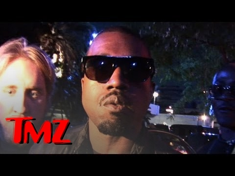Kanye West Rants 'I'm Not a Celebrity'