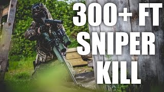 300 FT Long Shot | OP Red Dawn | Canadian Sniper