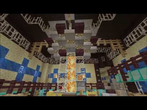 Doctor Who Minecraft Tardis V.1 on XBOX 360 2013