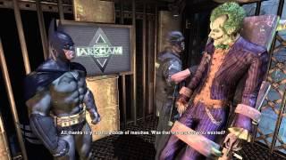 BOMBSHELL: Batman: Arkham Asylum Part 1- Batmen are Racist to Clowns