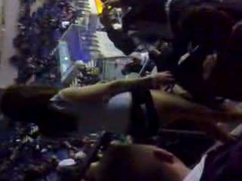 Hot Girl At The SuperCross Event In Liverpool Echo Arena Video