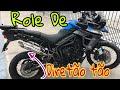 1 ROLE DE DIRETÃO NA TIGER 800