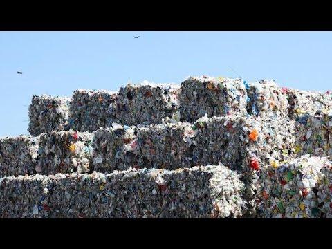 Clique e veja o vídeo Reciclagem de Entulho - Tratamento de Lixo