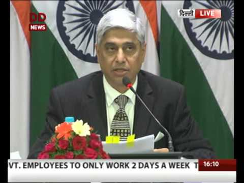 India-Iran-Afghanistan talks: MEA briefing