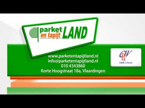 Parket- en Tapijtland: natuurlijk goed voor uw vloer!