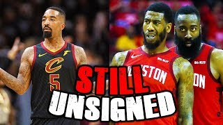These Are The BEST NBA 2019 Free Agents That Are Still Unsigned