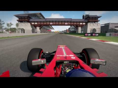 Codemasters F1 2013 – Yeongam