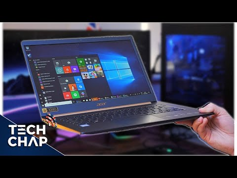 Acer Swift 5 (2018) Review - The LIGHTEST 14