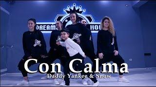 Daddy Yankee Snow Con Calma Dance Choreography