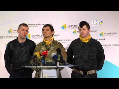 "Statement of ""Maidan Self Defense"". Ukrainian Сrisis Media Center. May 6, 2014"
