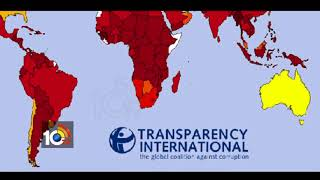 India more corrupt than China : Transparency International