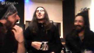 EVILE - Question-And-Answer Session