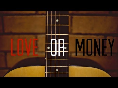 "Kristian Bush: ""Love or Money"" [Official Lyric Video]"