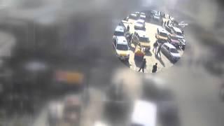 İki polisi şehit eden PKK'lıların takibi Mobese kamerasına yansıdı