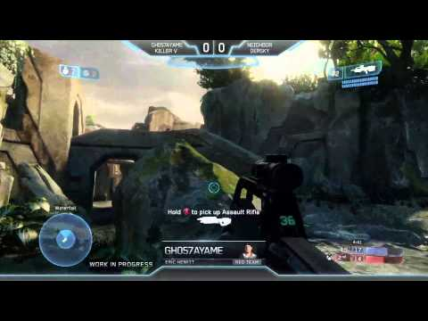 Halo 2 Anniversary 2v2 Shrine - Multiplayer Gameplay [HD] 1080p