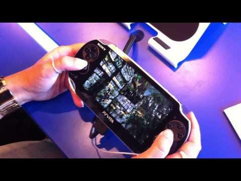 Uncharted: The Golden Abyss Vita - GamesCom