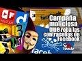 3Net • La campaña maliciosa que roba las contraseñas de Facebook en Latinoamérica