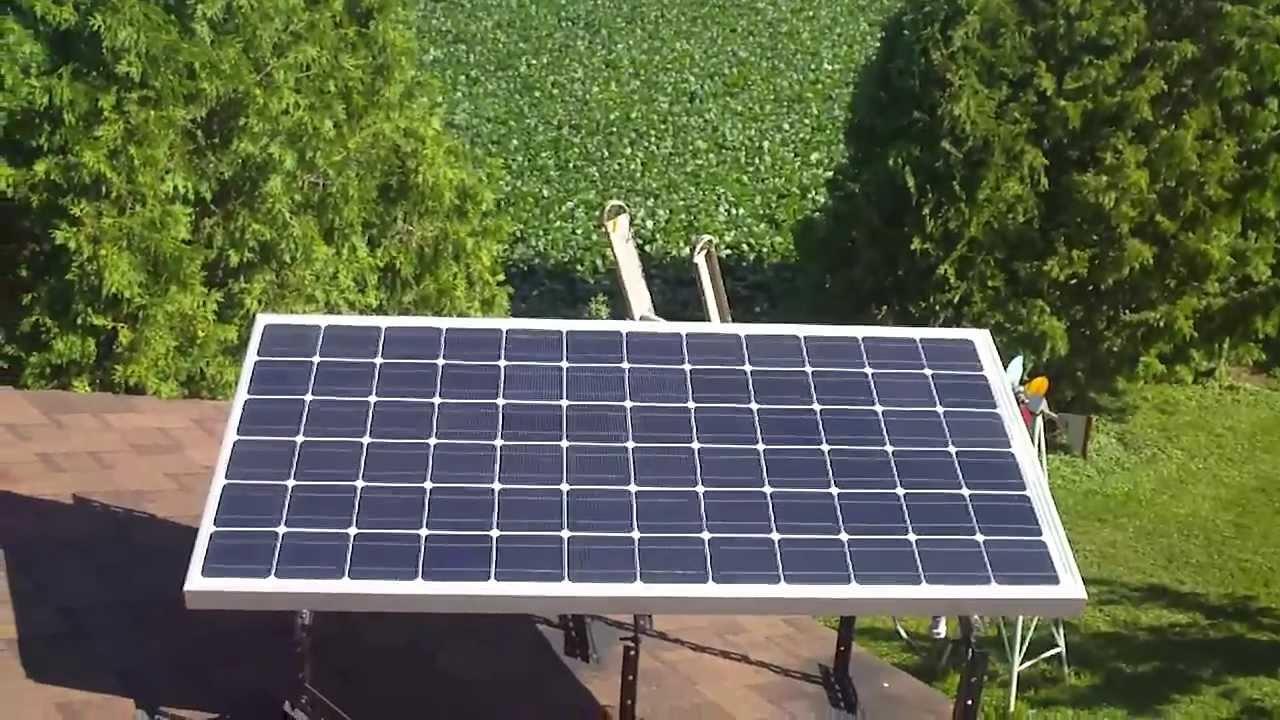 diy residential solar systems - photo #12
