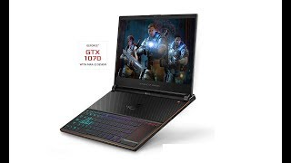 World's Slimmest Gaming Laptop - ASUS ROG Zephyrus S
