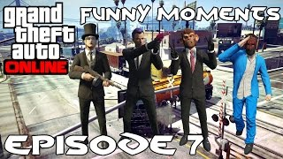 The Final Frontier | GTA Funny Moments [Episode 7]