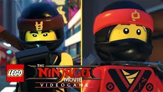 The LEGO Ninjago Movie Video Game - Masters of Spinjitzu Characters And Character Creator Confirmed!