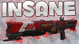 "Destiny : ""BURDEN OF PROOF XI"" INSANE PVP SHOTGUN! Shotgun Weapon Review In Depth (INSANE WEAPON)"