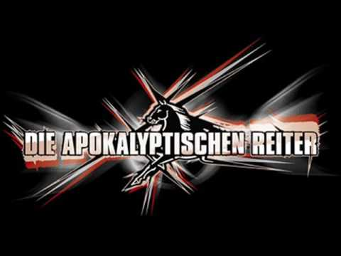 Die Apokalyptischen Reiter - Ghostriders In The Sky
