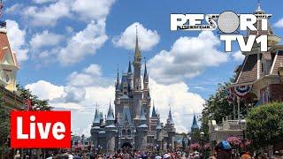 Magic Kingdom Live Stream - 6-8-18 - Walt Disney World