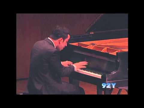 "Inon Barnatan plays Beethoven, Sonata in C major, ""Waldstein"""