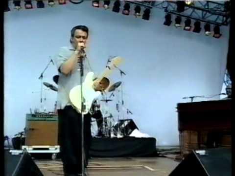 Jimmie Vaughan - Wee Wee Baby , Finland 1997