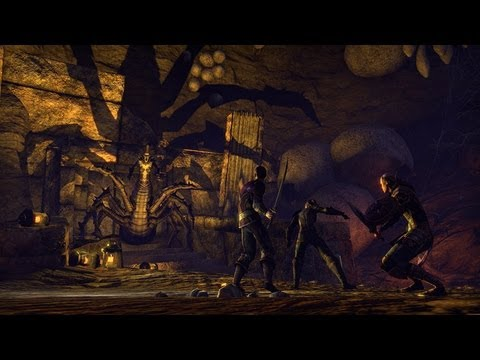 The Elder Scrolls Online - Synergies, Finesse, Mounts, Vampires, and more!
