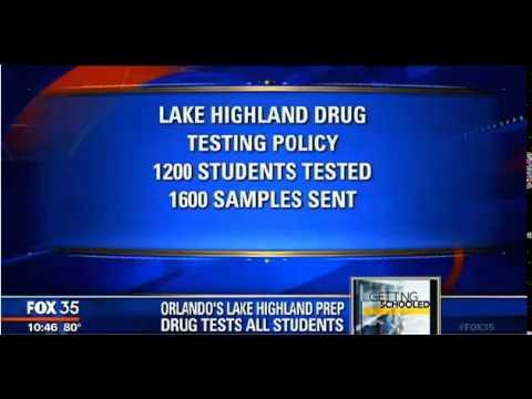 Lake Highland Preparatory School Drug Testing Policy