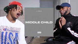 J Cole Middle Child Official Audio Reaction Breakdown