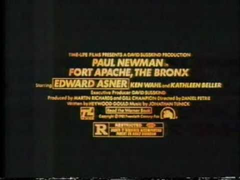 Fort Apache, The Bronx is listed (or ranked) 23 on the list The Best Paul Newman Movies