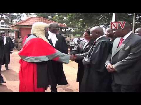 Museveni alonze abalamuzi abalala